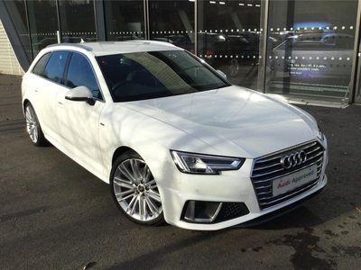 used Audi A4 AVANT 35 TFSI S Line 5dr 2.0