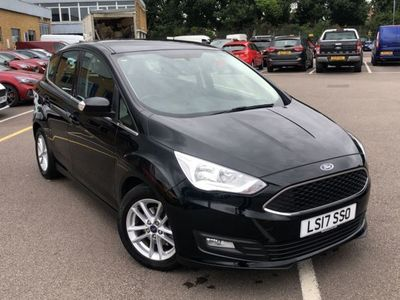 used Ford C-MAX 1.0 EcoBoost Zetec 5dr