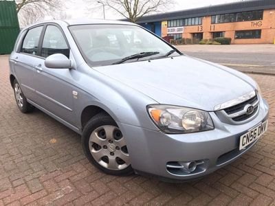 used Kia Cerato 1.6 GS Hatchback 5dr Petrol Manual (167 g/km, 103 bhp)