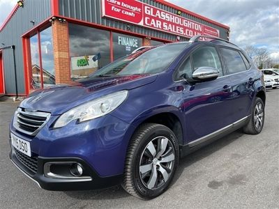 used Peugeot 2008 1.6 BlueHDi 120 Allure 5dr -FULL MAIN DEALER SERVICE HISTORY-