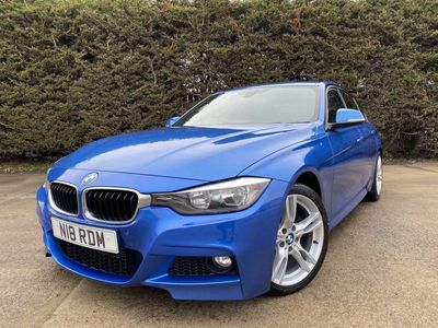 used BMW 325 3 Series 2.0 d M Sport (s/s) 4dr
