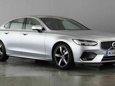 used Volvo S90 D4 R-Design Automatic