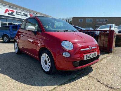 used Fiat 500C 1.2 Colour Therapy 2dr