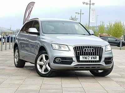used Audi Q5 2.0 TDI [150] Quattro S Line 5dr Reserve online today for £99.