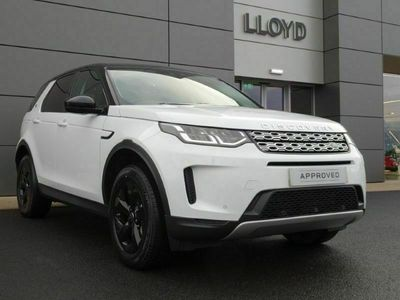 used Land Rover Discovery Sport 2.0 D180 S 5dr Auto [5 Seat]