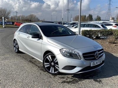 used Mercedes A180 A Class 1.6Sport Hatchback 5dr Petrol Manual (133 g/km, 122 bhp)
