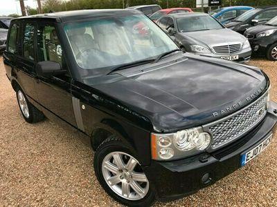 used Land Rover Range Rover Tdv8 Vogue Estate 2007