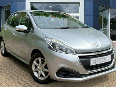 used Peugeot 208 1.2 PureTech Active Hatchback 5dr Petrol (82 ps)