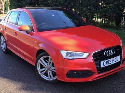 used Audi A3 1.8 Tfsi S Line 5Dr S Tronic