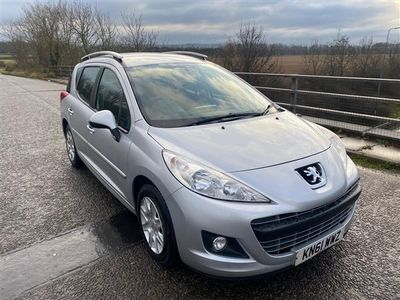 used Peugeot 207 1.6 HDi 92 Active 5dr, 2011 ( )