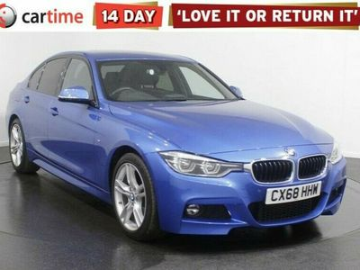 used BMW 320 3 Series 2.0 I M SPORT 4d 181 BHP Your dream car can become a reality with cartime's fantastic finance deals.