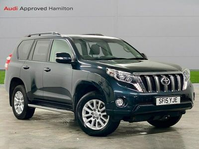 used Toyota Land Cruiser 3.0 D-4D Icon 5dr Auto 7 Seats