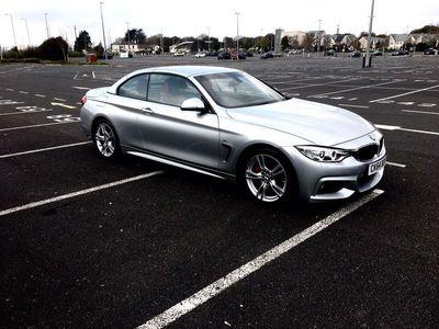 used BMW 428 4 Series 2.0 i M Sport 2dr