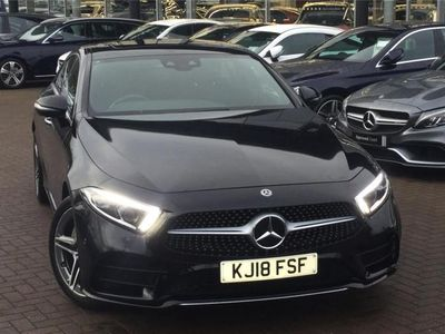 used Mercedes CLS350 CLS DIESEL COUPE4Matic AMG Line Premium + 4dr 9G-Tronic
