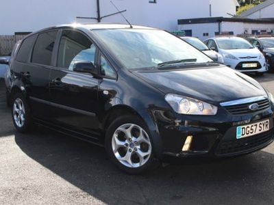 used Ford C-MAX PETROL MANUAL MPV 5 DOORS
