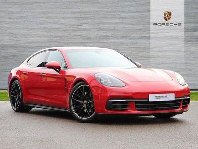 used Porsche Panamera HATCHBACK 2.9 V6 4S 5dr PDK