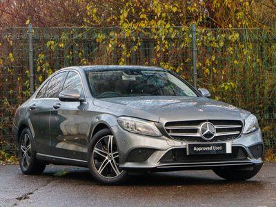 used Mercedes C200 C-ClassSport Premium Plus 4Dr 9G-Tronic