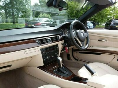 used BMW 325 3-Series Convertible i SE 2d Auto