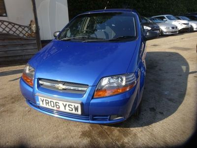 used Chevrolet Kalos 1.2 SE 5dr