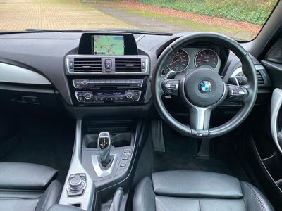 used BMW 220 2 Series i M Sport 2dr Step Auto