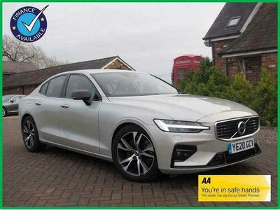 used Volvo S60 2.0 T5 R-Design Plus Auto (s/s) 4dr