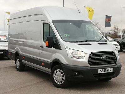 used Ford Transit 2.0 Tdci 130Ps H3 Van