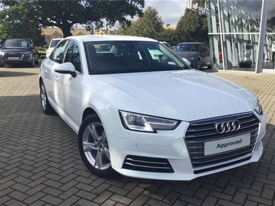 used Audi A4 SALOON null