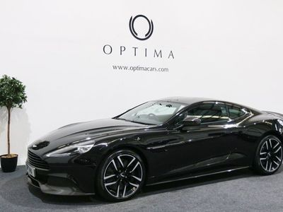 used Aston Martin Vanquish 5.9 V12 Touchtronic III 2dr