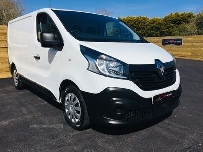 used Renault Trafic SL27 BUSINESS DCI