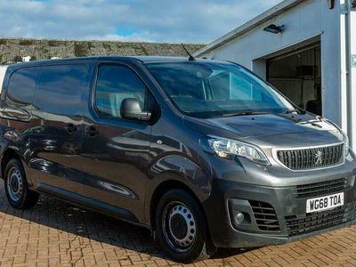used Peugeot Expert 2.0 BlueHDi 1400 Professional Standard Panel Van SWB EU6 (s/s) 6dr, 2018 (68)
