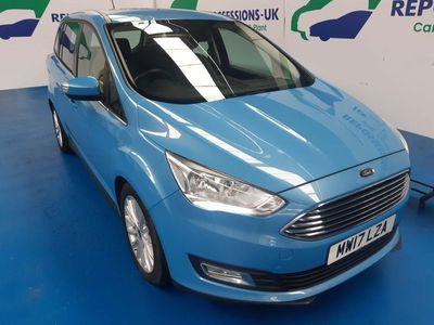 used Ford Grand C-Max 1.0T EcoBoost Titanium (s/s) 5dr (Nav)
