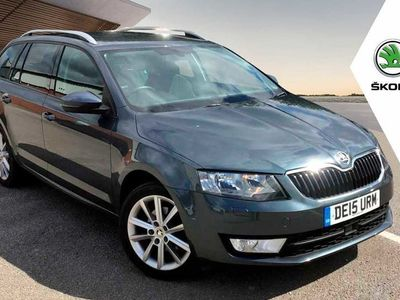 used Skoda Octavia 2.0 TDI CR Elegance 5-Dr Estate