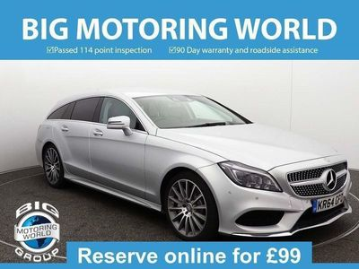 used Mercedes CLS350 CLSBLUETEC AMG LINE for sale   Big Motoring World