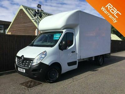 used Renault Master 2.3dCi CCLL35 125 (FWD) Chassis Cab