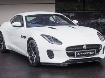 used Jaguar F-Type F-TYPE 20173.0 Supercharged V6 2dr Auto Coupe Coupe 2017