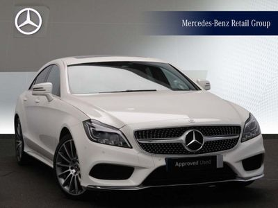 used Mercedes CLS220 D AMG LINE PREMIUM