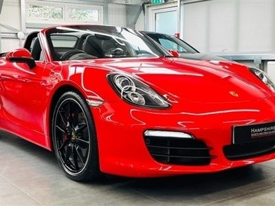 used Porsche Boxster S 3.5 2dr