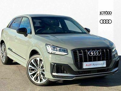 used Audi S2 Q2Quattro Black Edition 5dr S Tronic 2.0