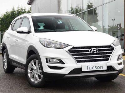 used Hyundai Tucson 1.6 T-GDi SE Nav (2WD) 5 Door