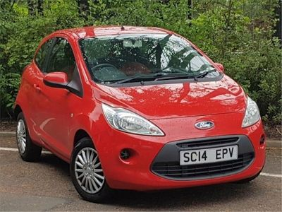 used Ford Ka 1.2 Edge 3dr [Start Stop]