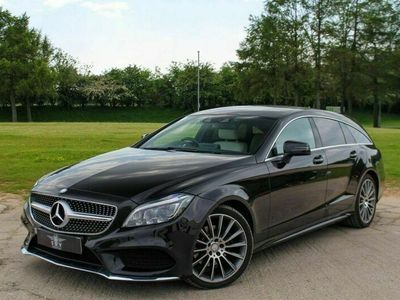 used Mercedes CLS220 Cls Class 2.1D AMG LINE 5d 174 BHP