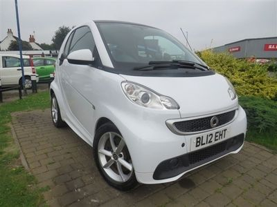 used Smart ForTwo Coupé 0.8 PULSE CDI 2d 54 BHP