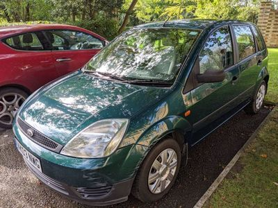 used Ford Fiesta 1.4 LX 5dr (a/c)