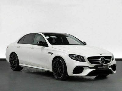 used Mercedes E63S AMG E Class4Matic+ 4dr 9G-Tronic 4.0