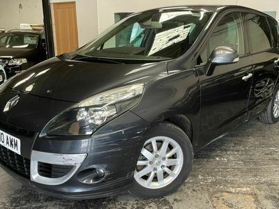 used Renault Scénic Estate 1.4 TCE Privilege TomTom 5d