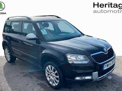 used Skoda Yeti Outdoor 2.0 Tdi Cr Se 5Dr