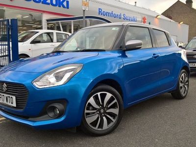 used Suzuki Swift SZ5 BOOSTERJET AUTOMATIC 1.0 5dr