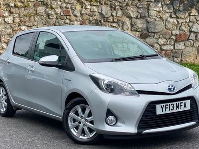 used Toyota Yaris Hybrid 1.5 VVT-i T4 5-Dr 5dr