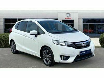 used Honda Jazz 1.3 i-VTEC EX 5dr CVT Petrol Hatchback