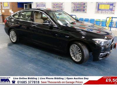 used BMW 318 Gran Turismo 3 Series LUXURY 2.0D 141BHP 5 DOOR HATCHBACK (GUIDE PRICE)